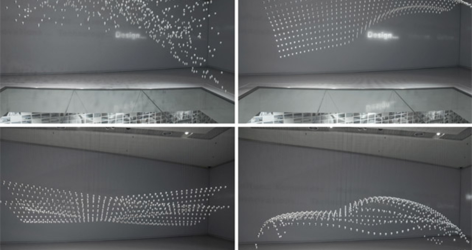 The Kinetic Sculpture for the BMW Museum, Munich