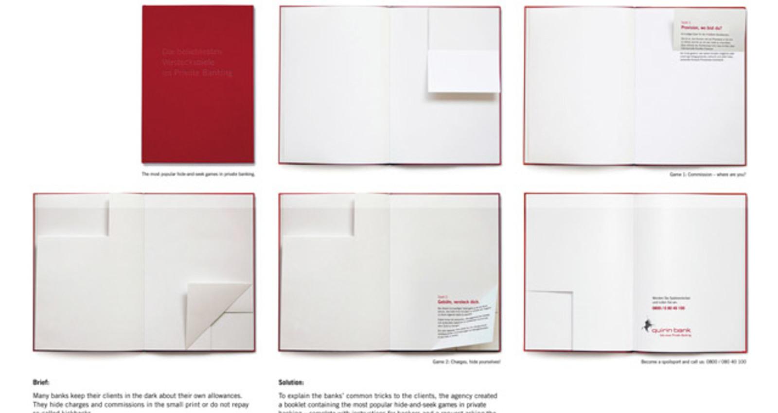 Hide and Seek Booklet