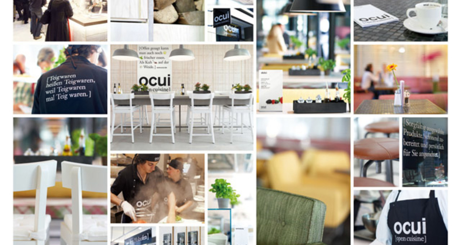 OCUI (open cuisine)
