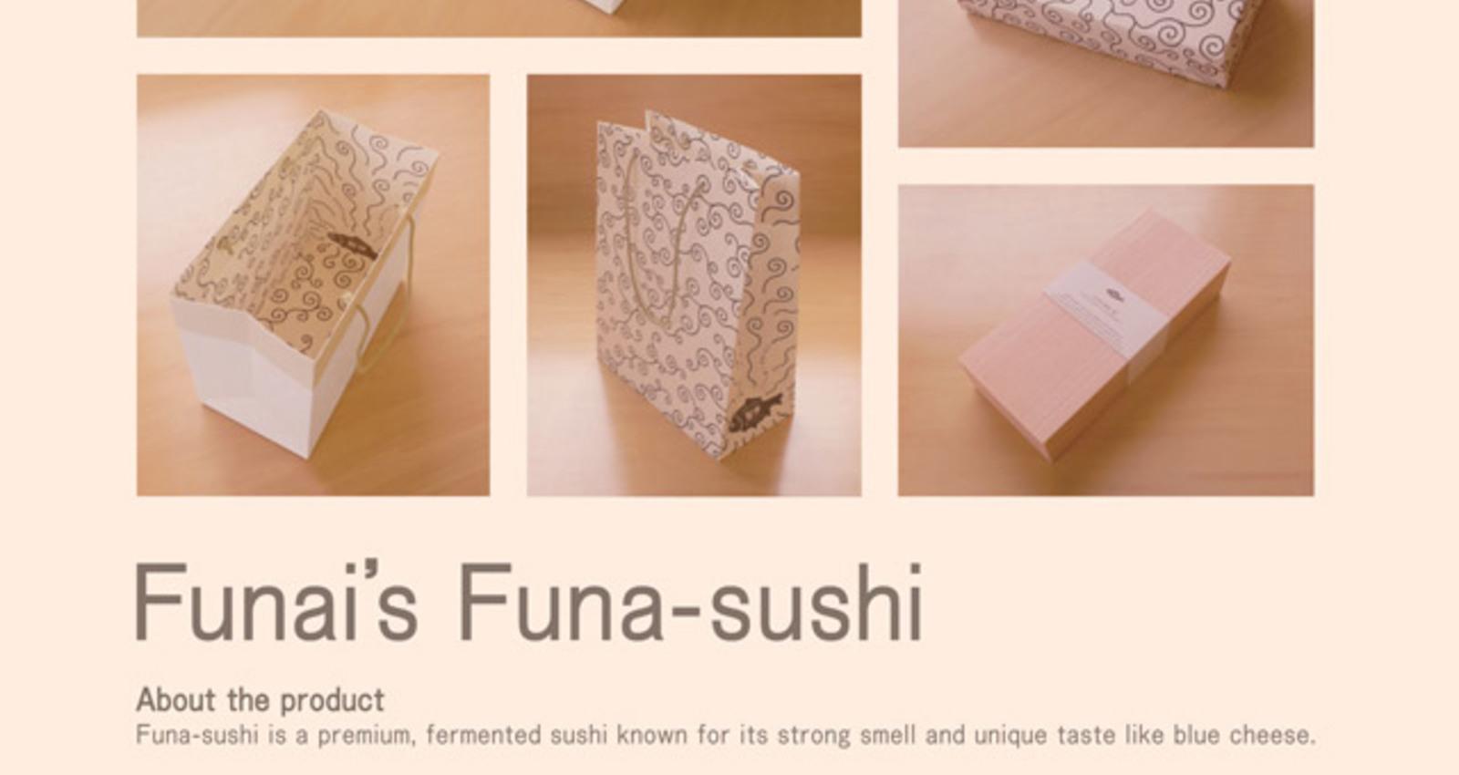 FUNAI'S FUNA SUSHI
