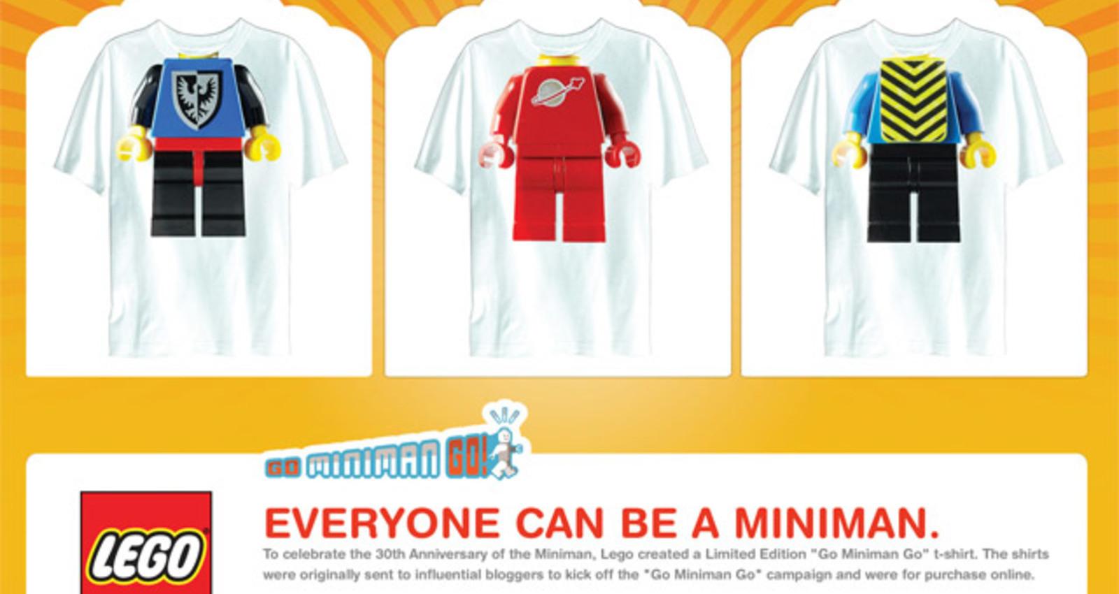 Go Miniman Go T-Shirt