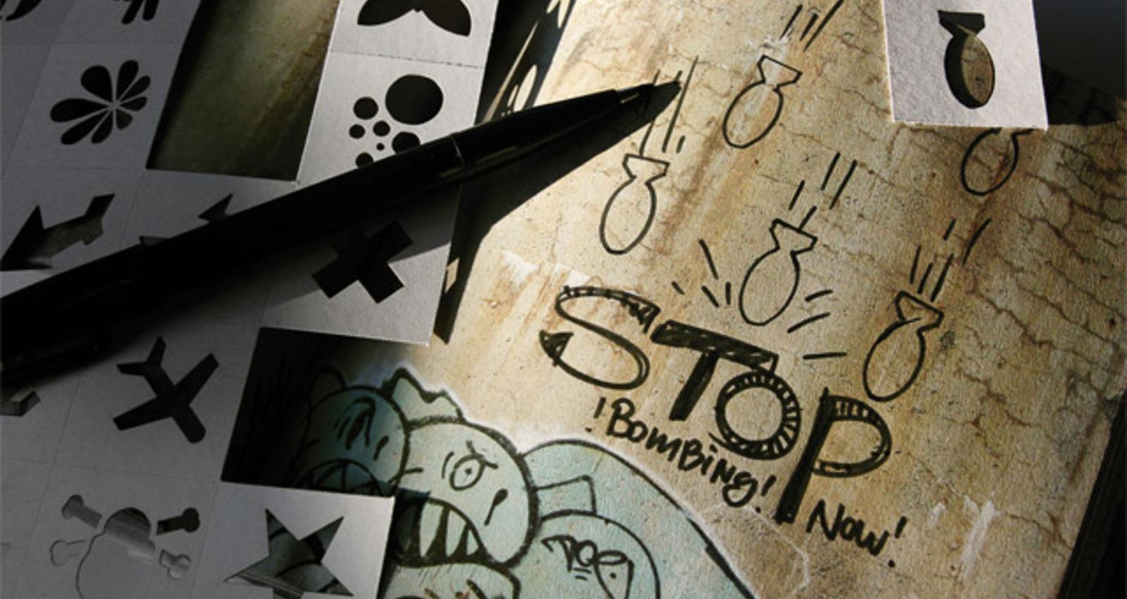 Graffititherapy