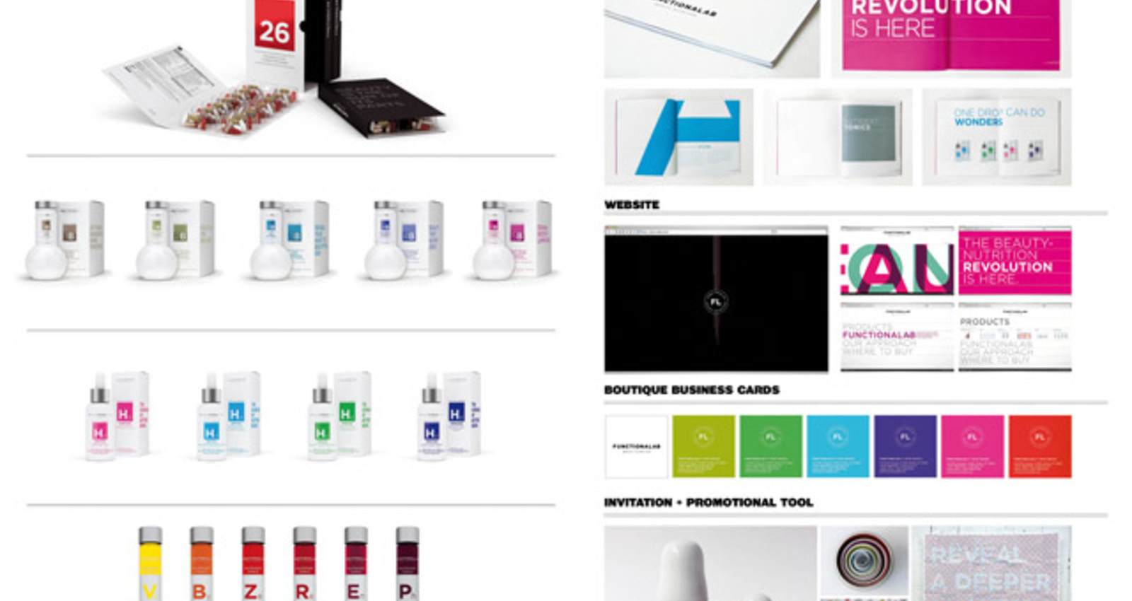 Functionalab - Corporate identity