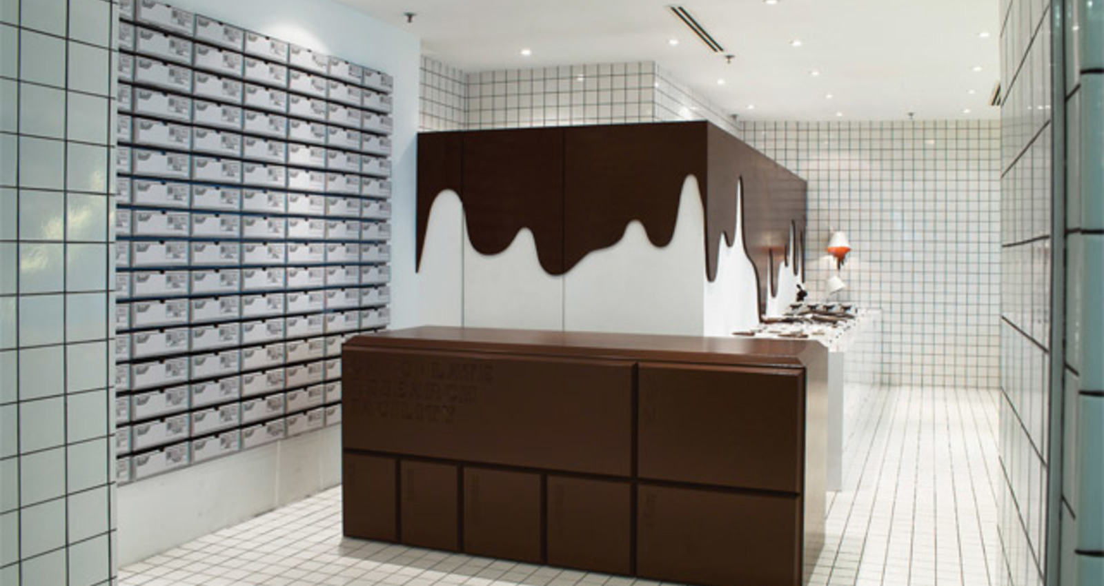 Chocolate Research Facility (Wheelock Place)