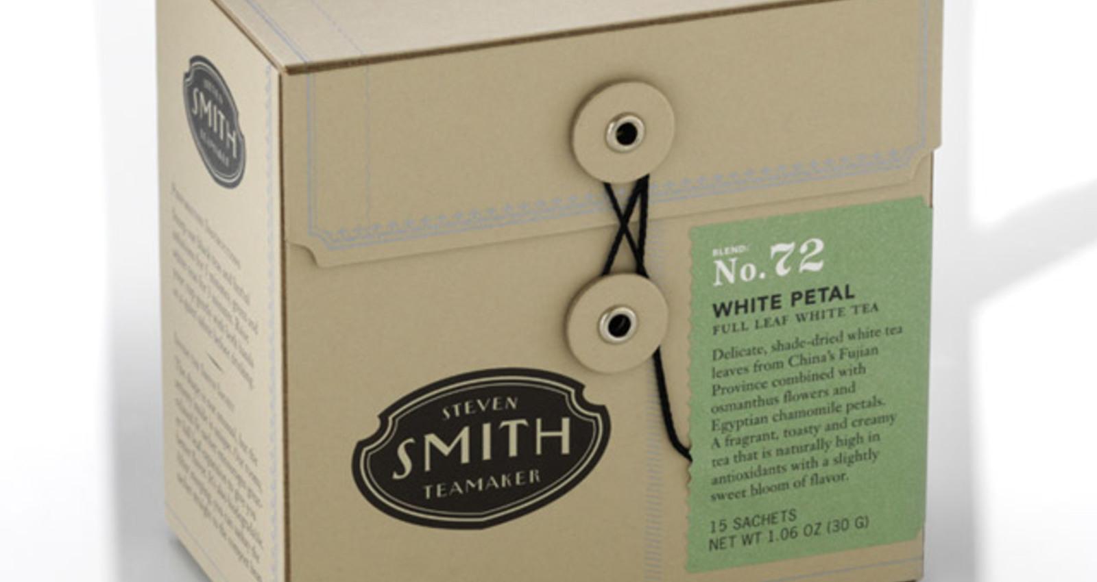 Steven Smith Teamaker String-Tie Box