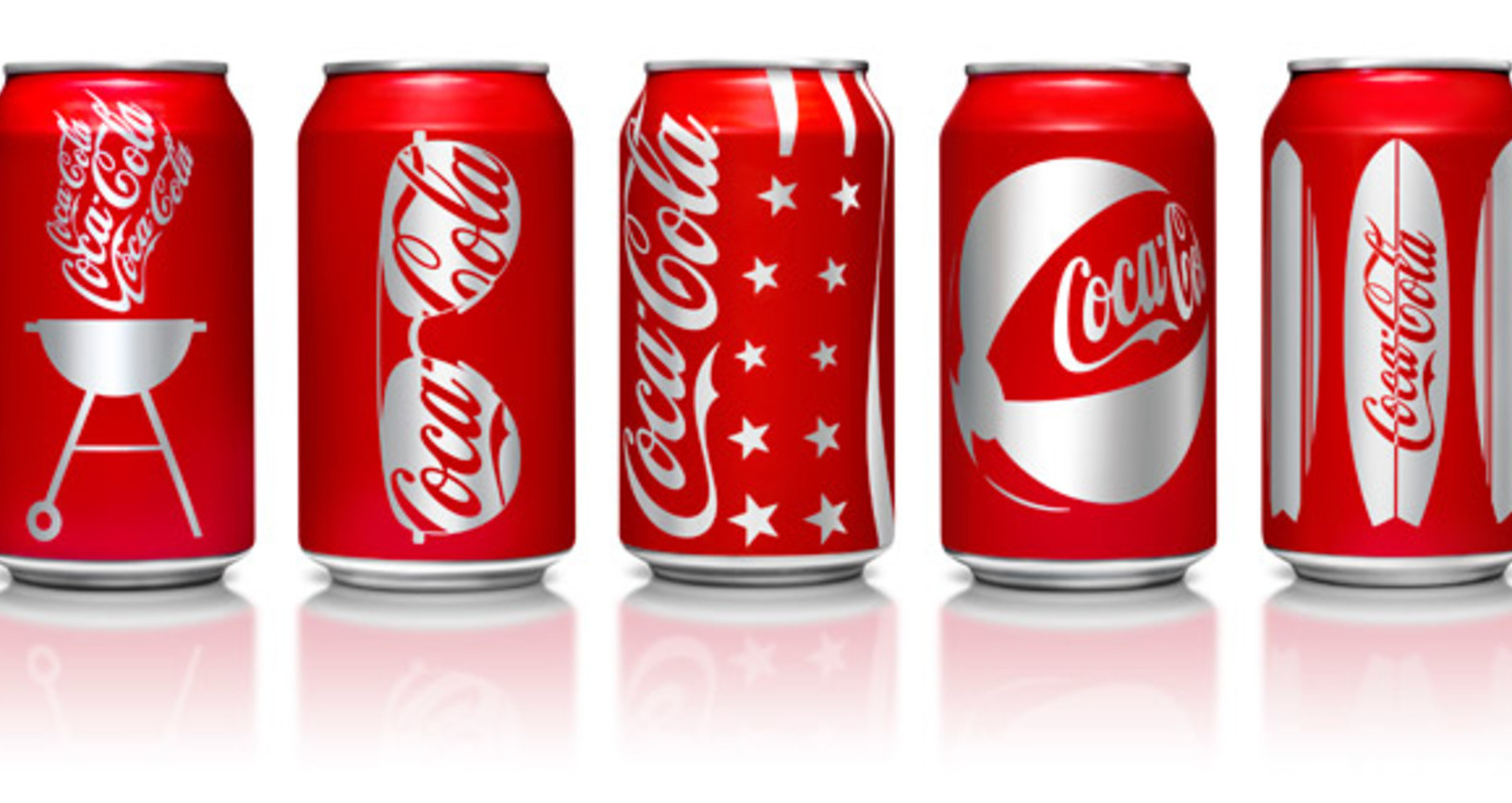 Coca-Cola Summer Packaging 2009