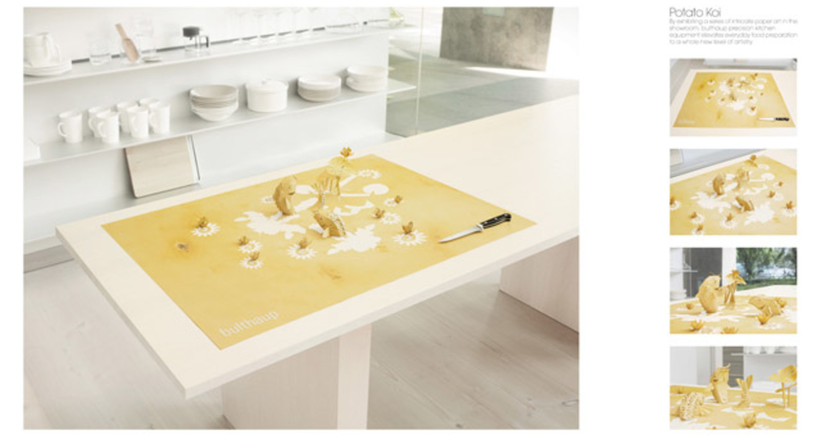 Kitchen Art Series