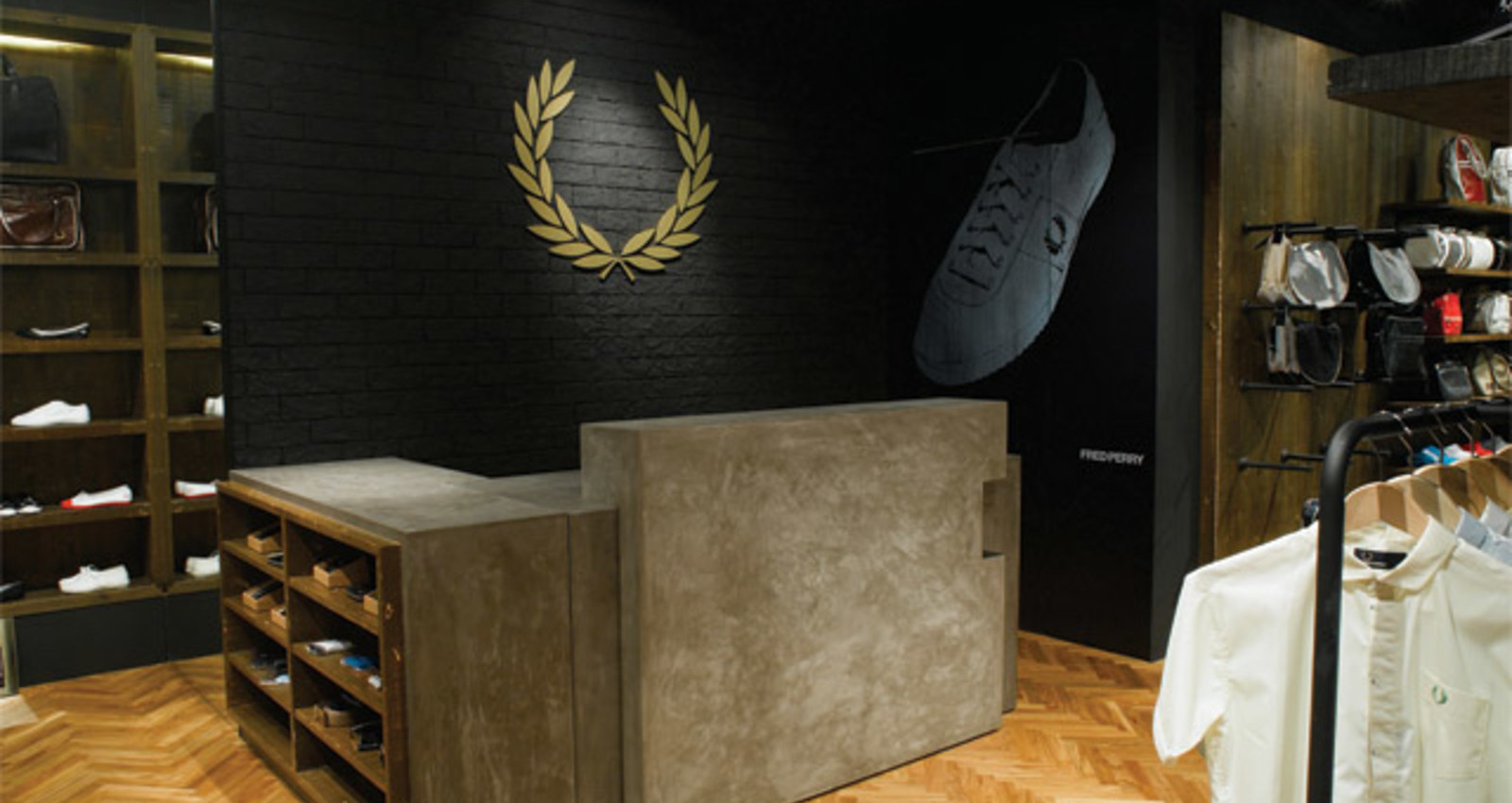 Fred Perry Retail Store (ION Orchard)