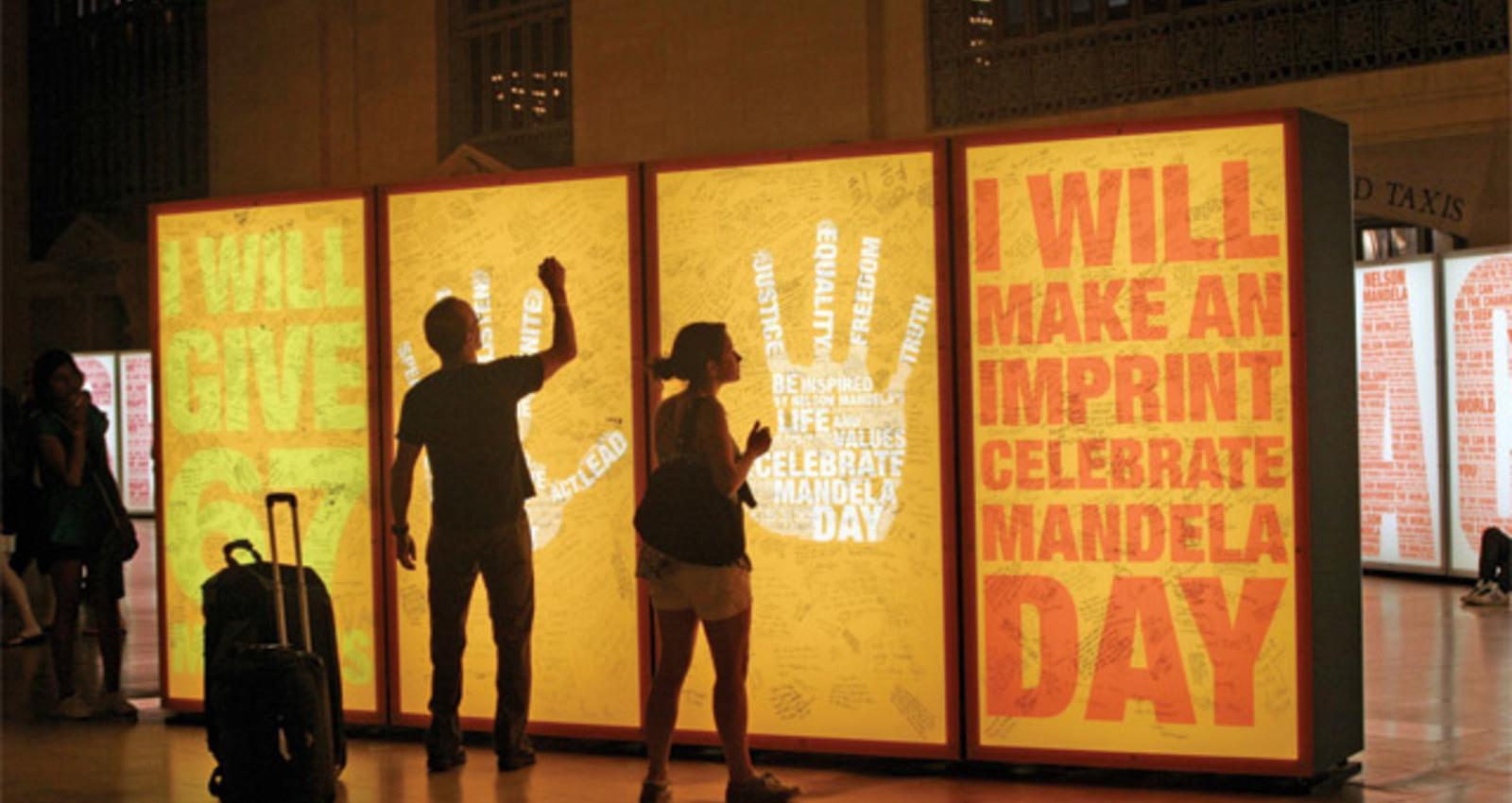 Mandela Day 2009