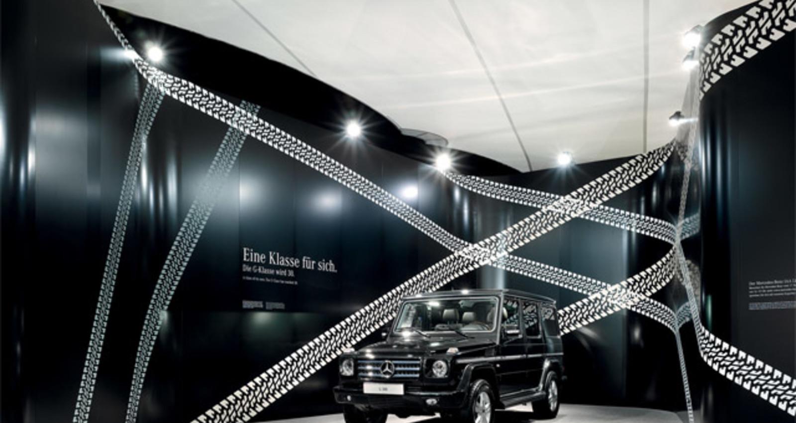Mercedes-Benz at IAA 2009