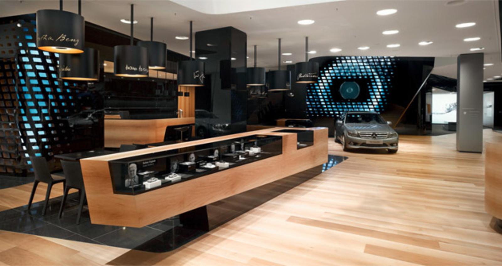Mercedes-Benz Galleries