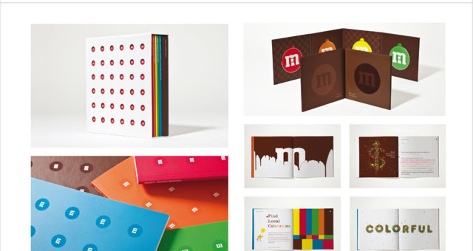 M&M's Global Brand Book