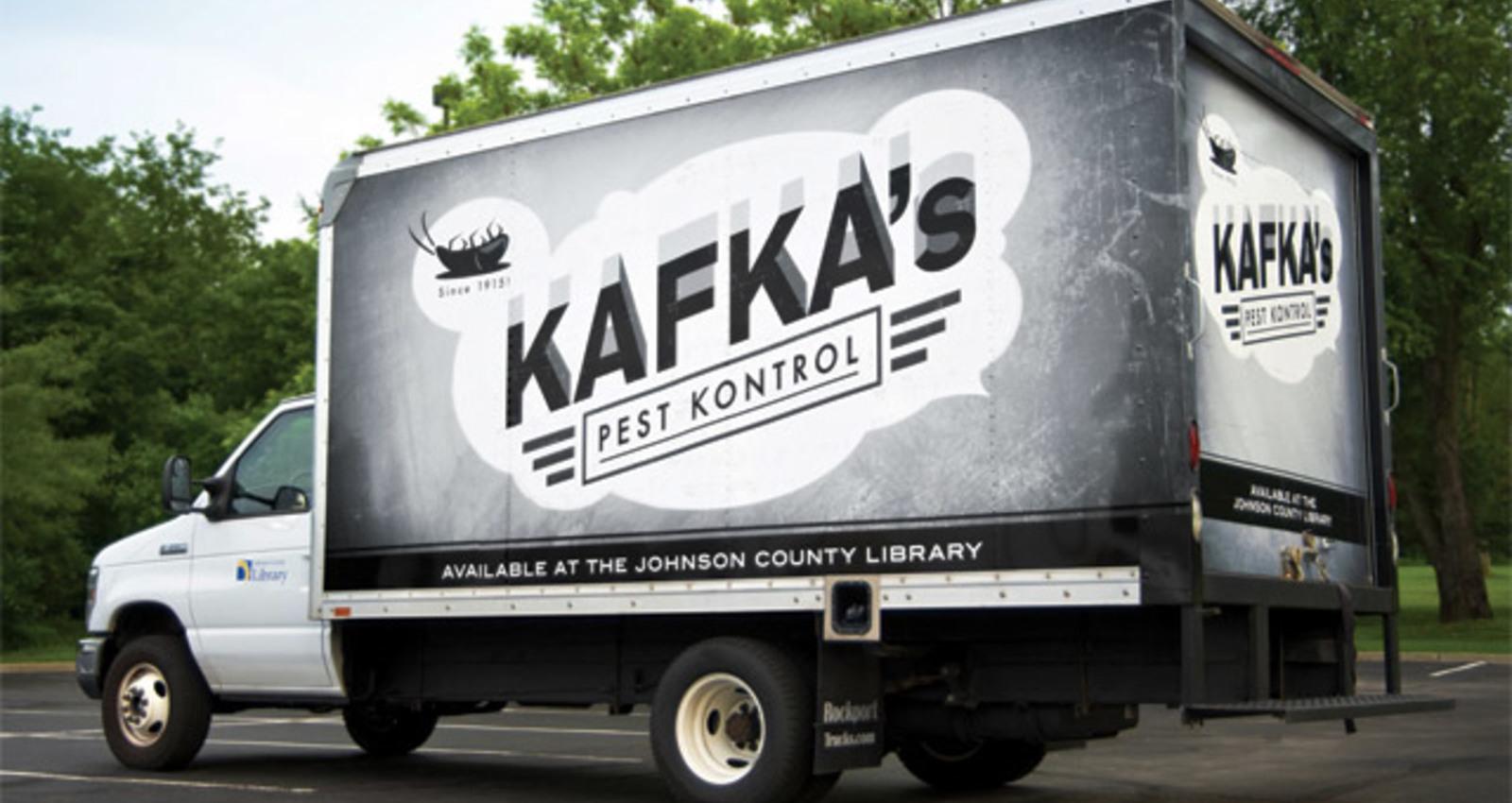 Library Trucks Campaign