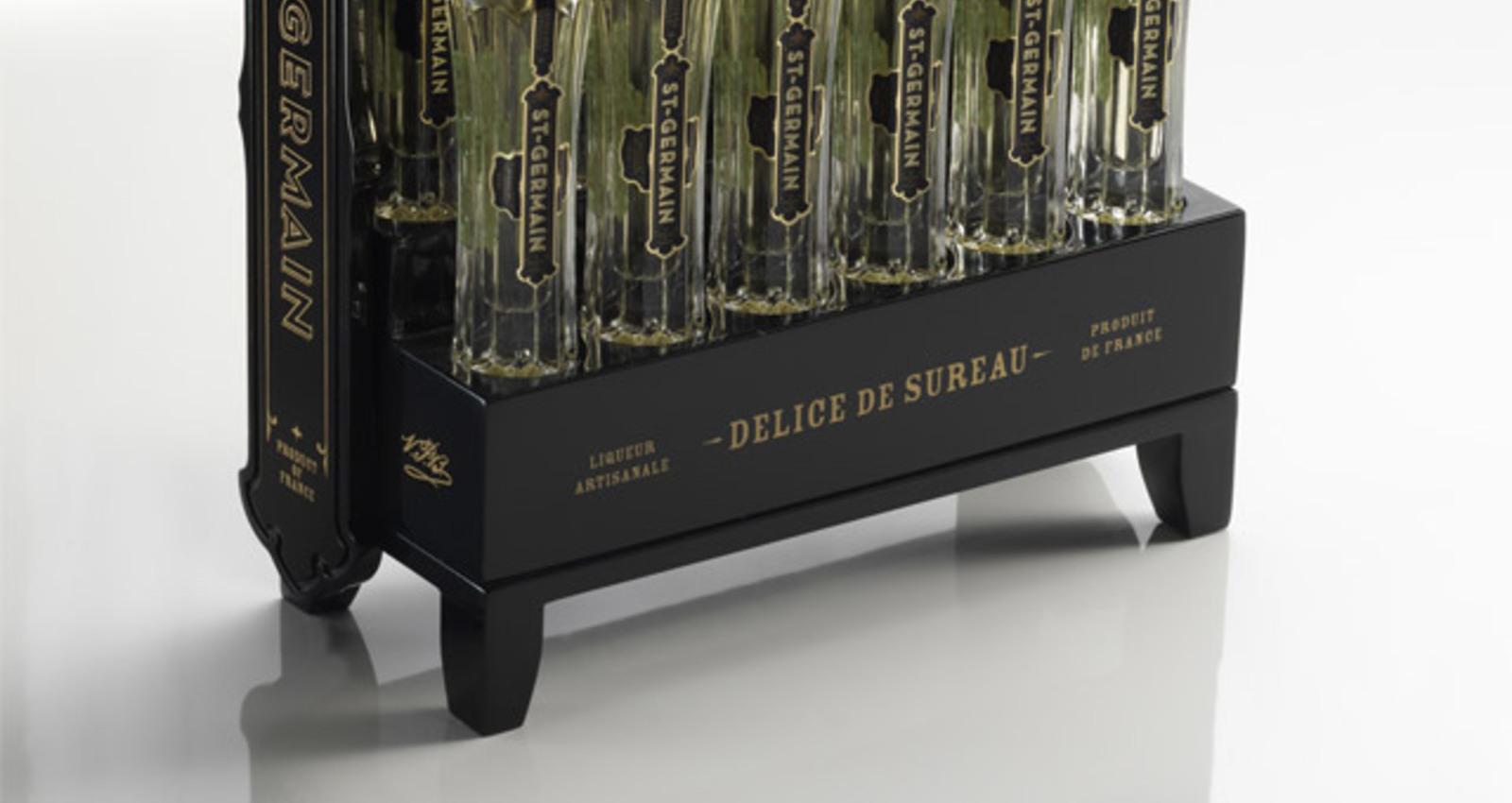 St-Germain 50ml Display