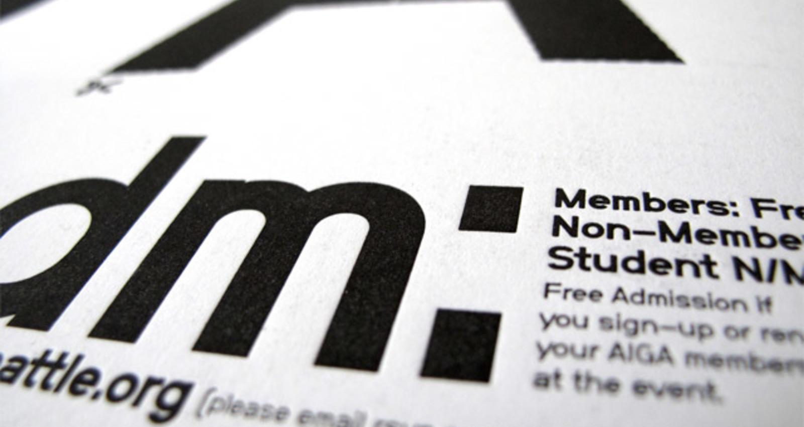 2009 Membership Party Invitation