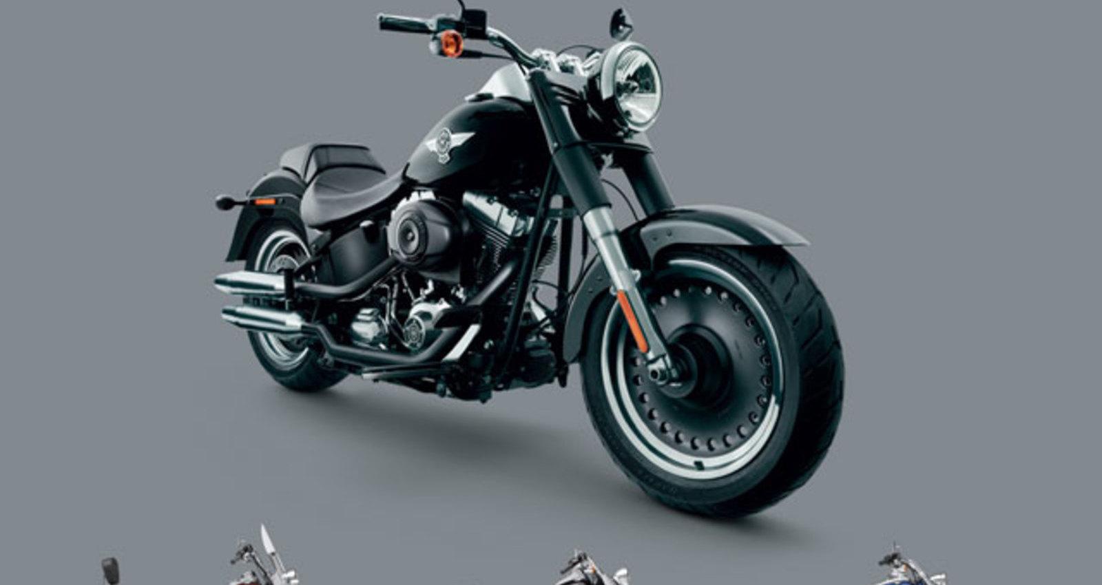 Harley Damage Control