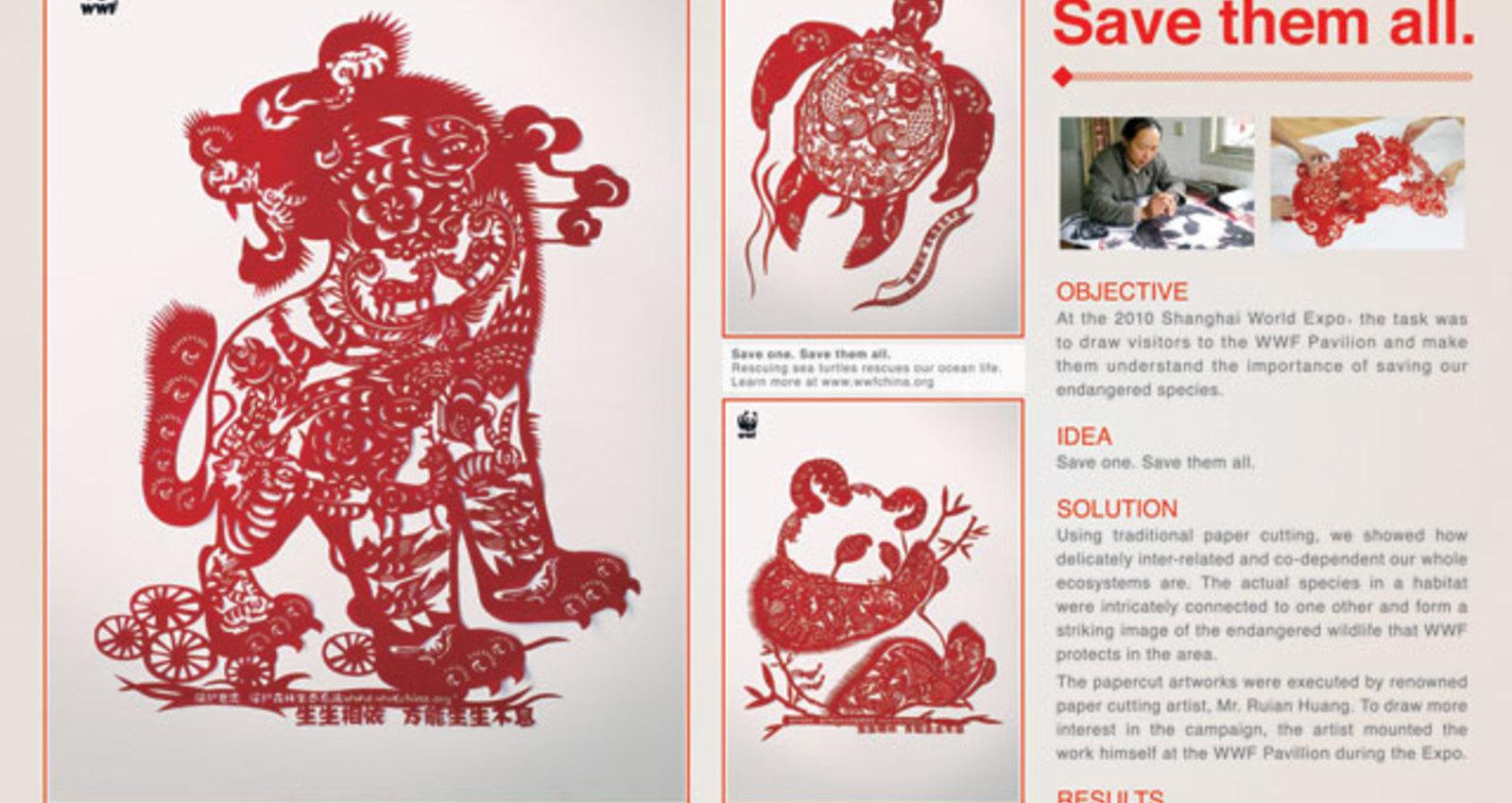 WWF Cutouts