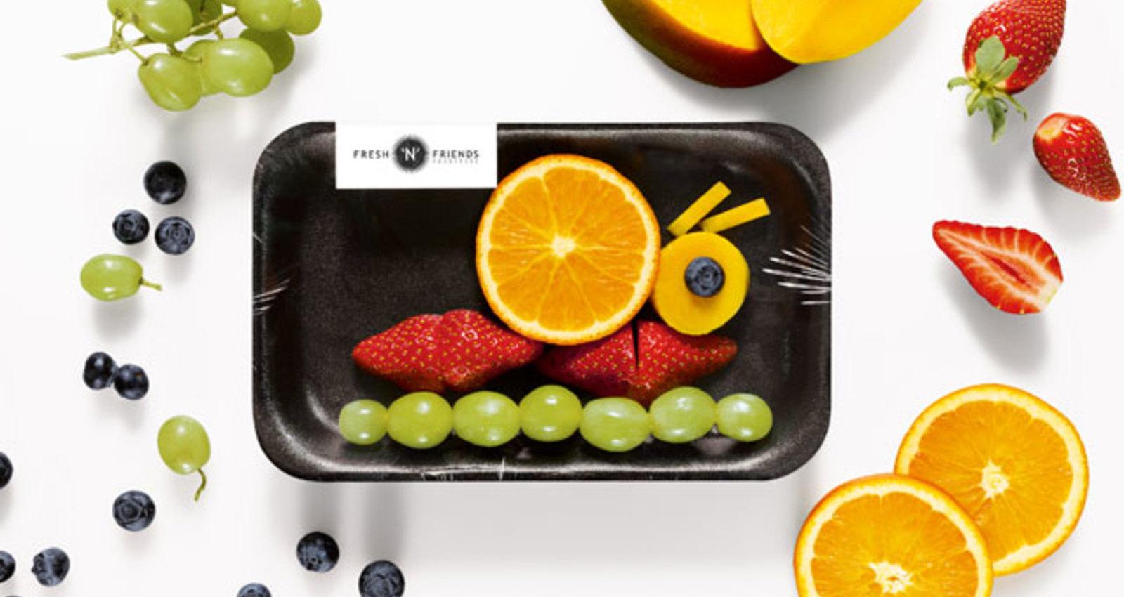Obstfiguren (fruit figures)