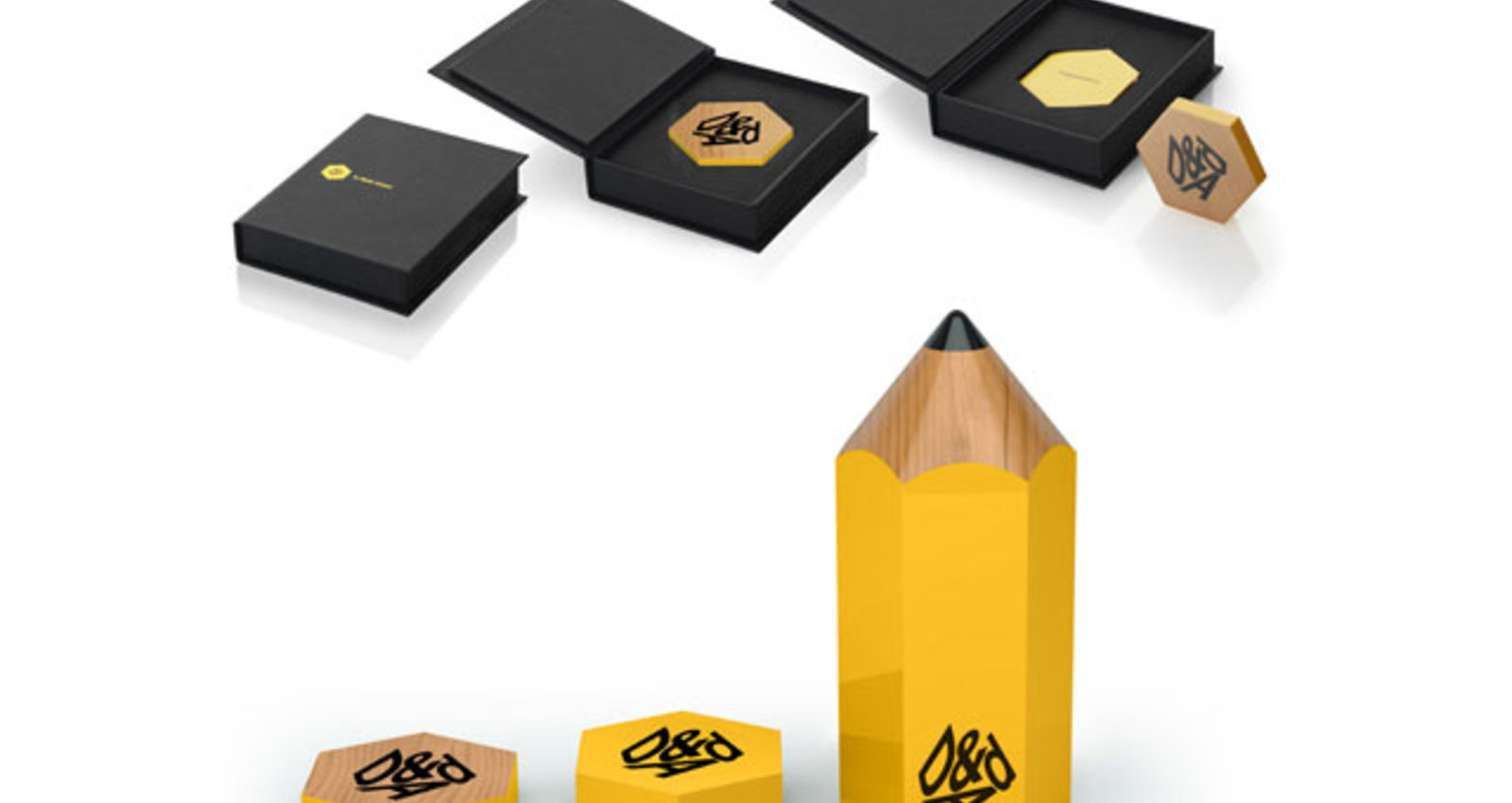 D&AD In Book and Nomination Awards