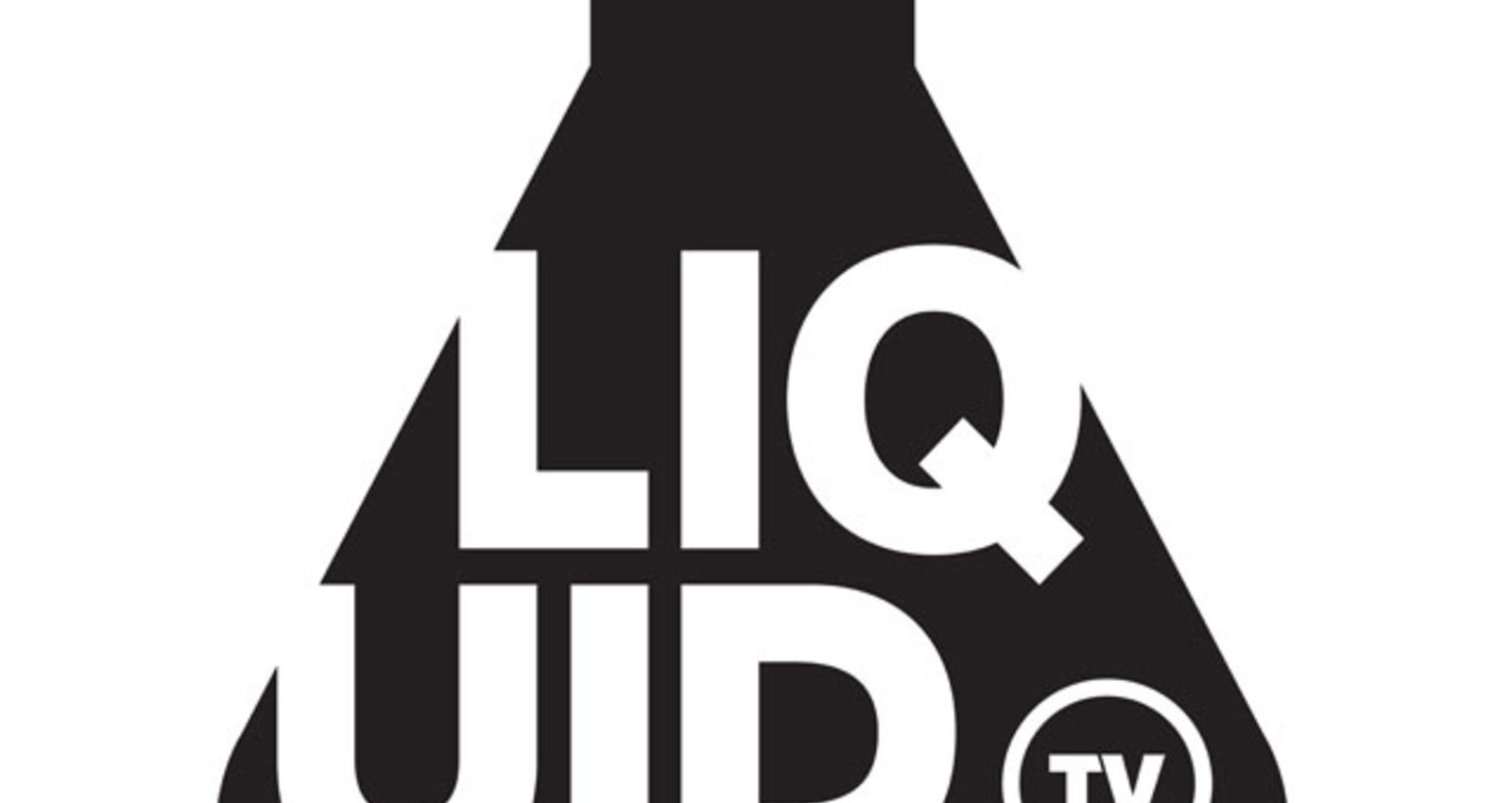 Liquid Television Beaker Logo