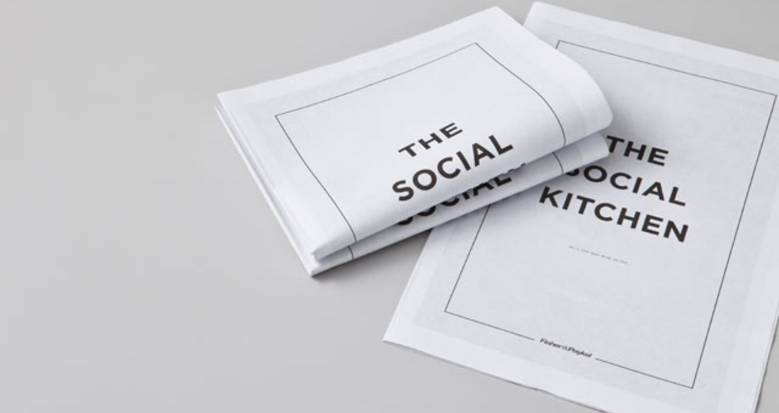 Fisher & Paykel: The Social Kitchen