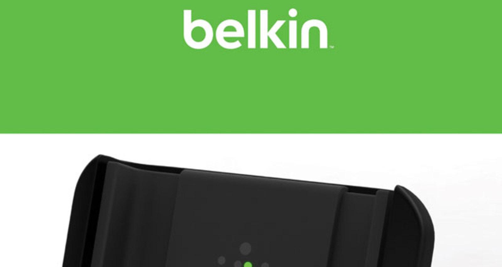 Belkin Brand Identity