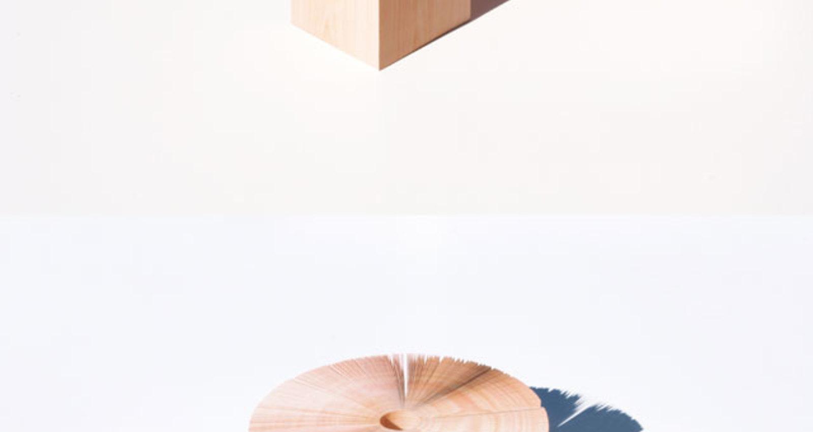 HINOKI MEMO CUBE & HOME MEMO BLOCK