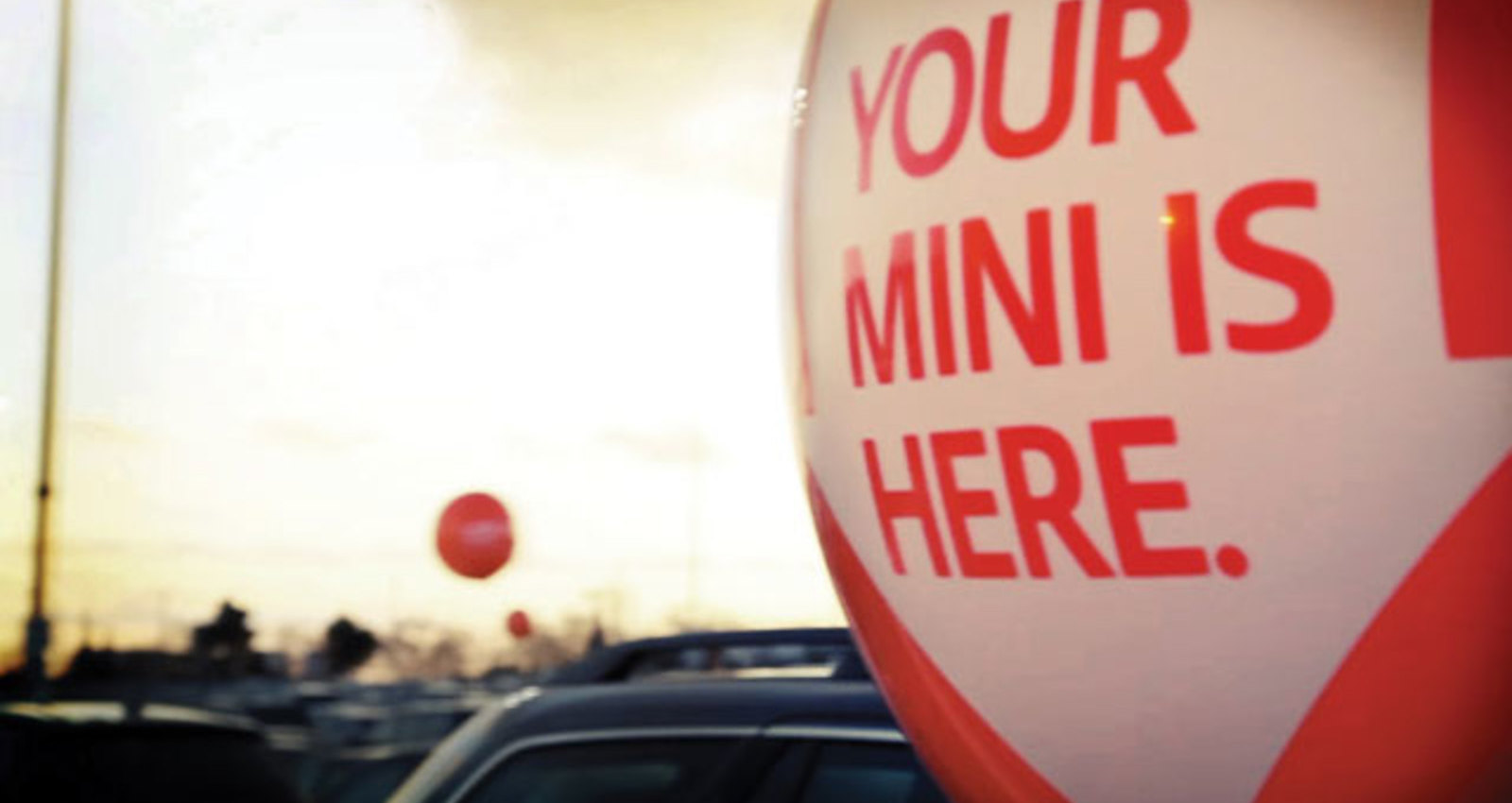 MINI Parked Car Locator