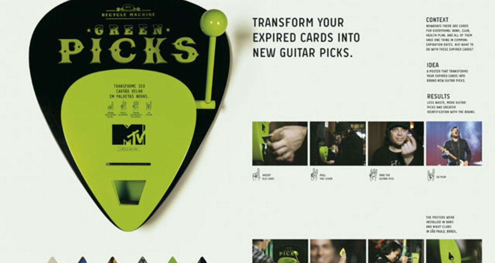 Green Picks