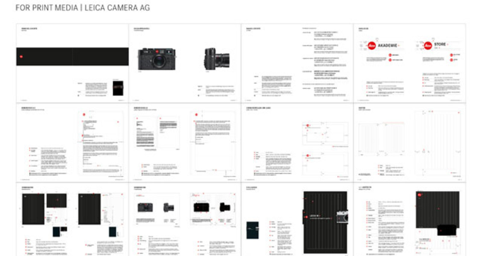 Leica Corporate Design