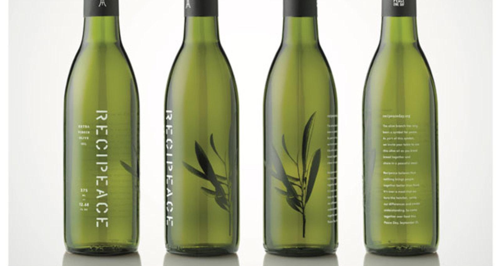 Recipeace Olive Oil Bottle