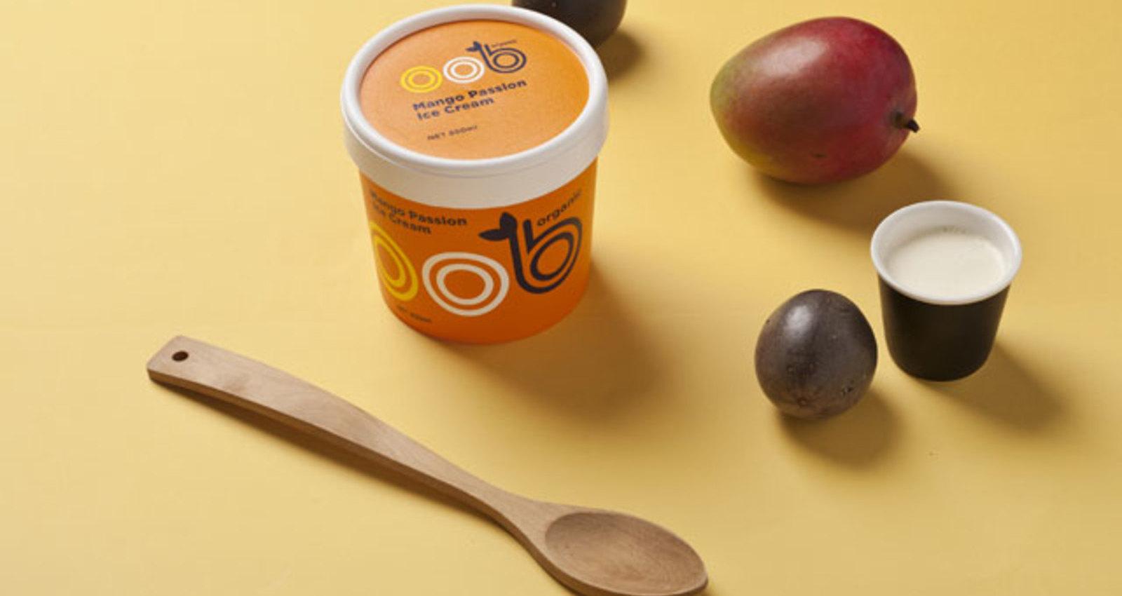 OOB Ice Cream Packaging