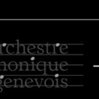 Corporate Design Orchestre Symphonique Genevois