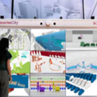 Smarter City Interactive Board