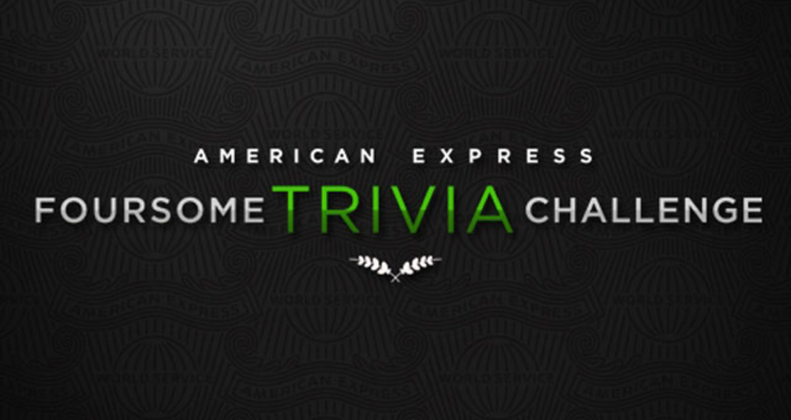 Foursome Trivia Challenge