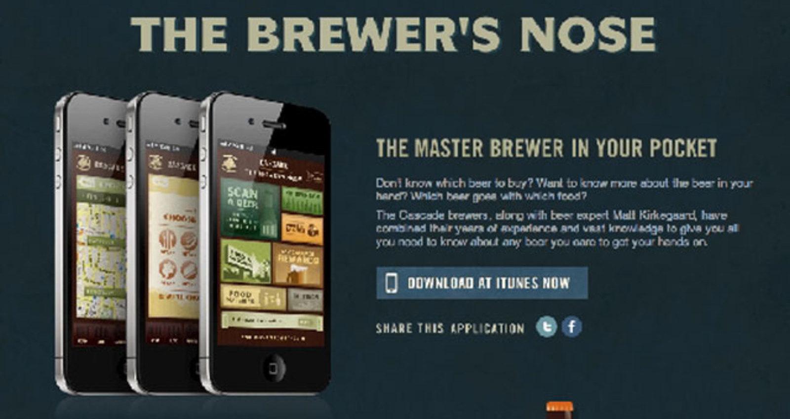 Cascade - Brewer's Nose