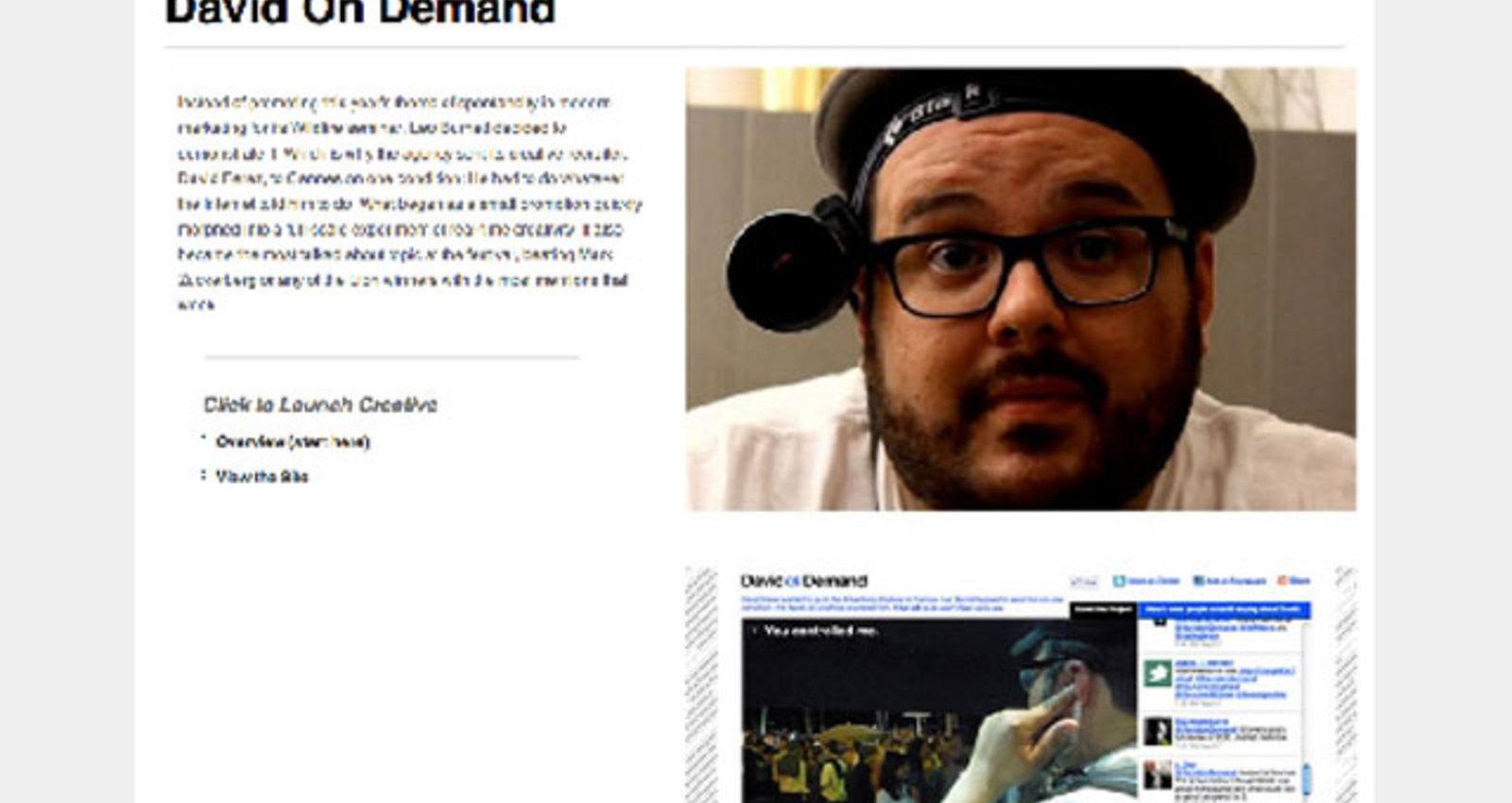 David On Demand