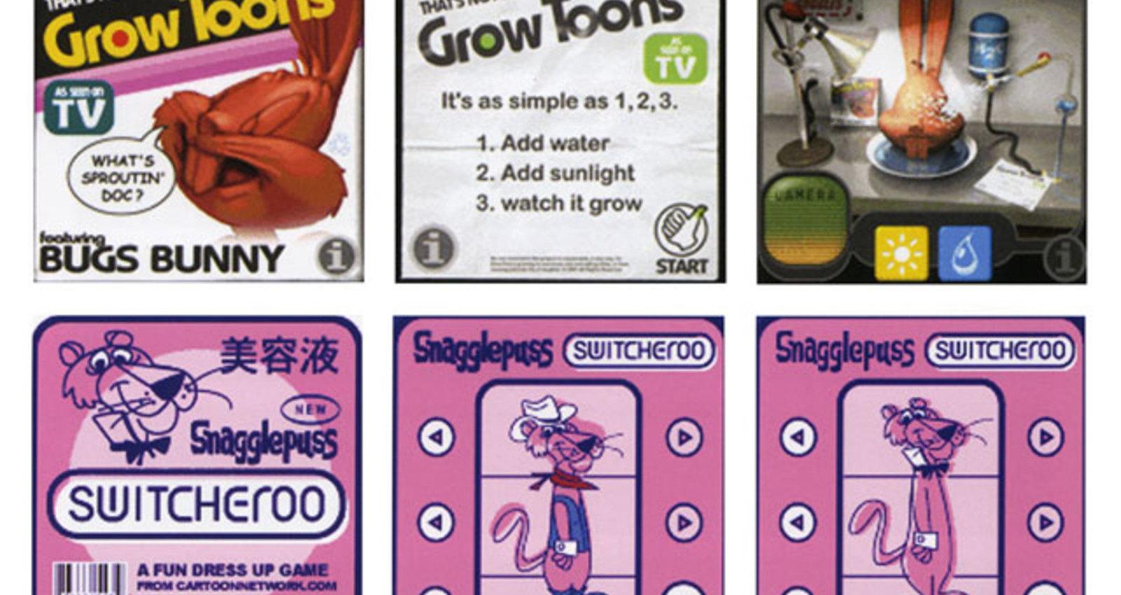 Orbit e-stickers