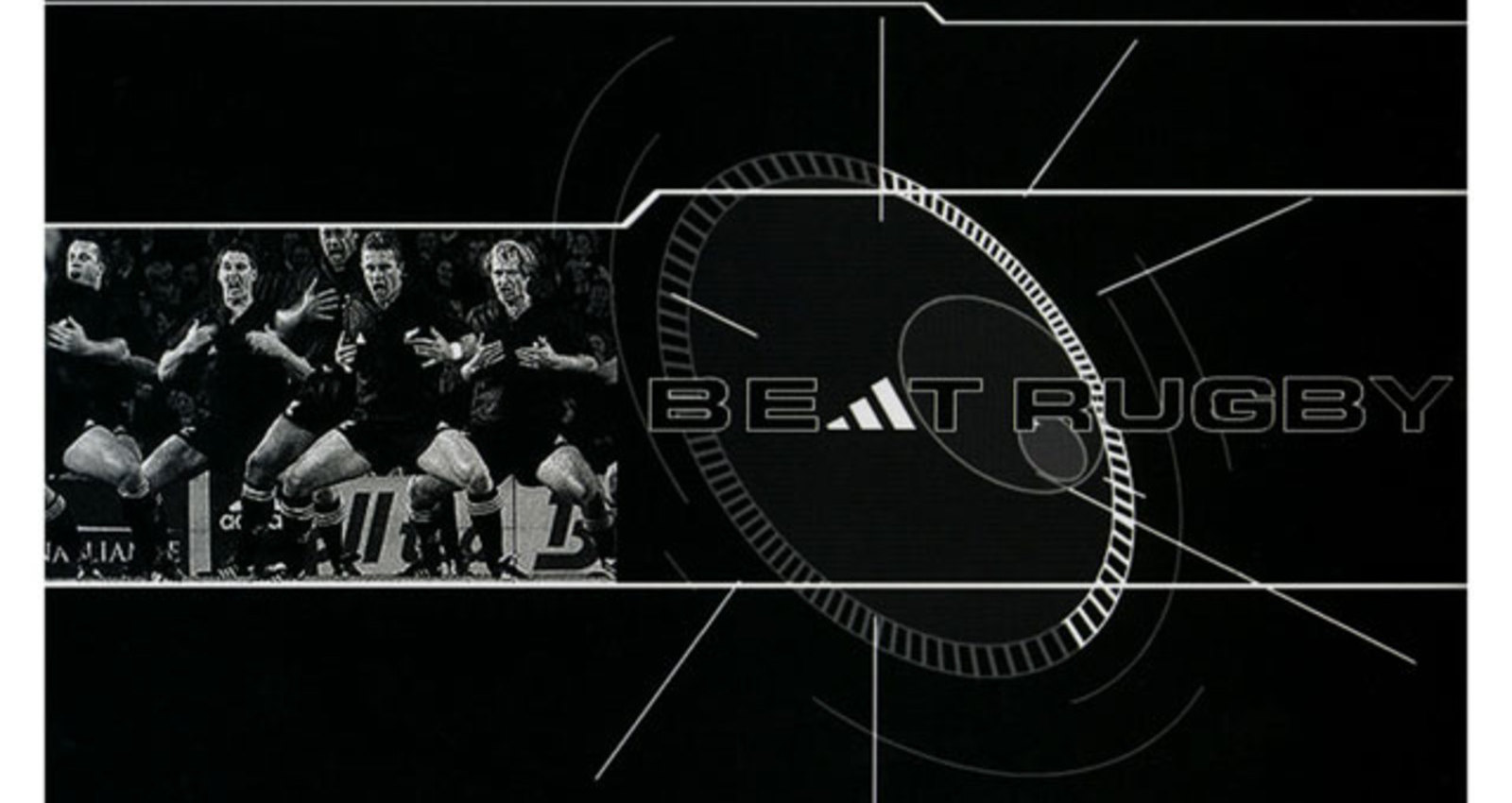 adidas BEAT RUGBY Site and Rugby Game