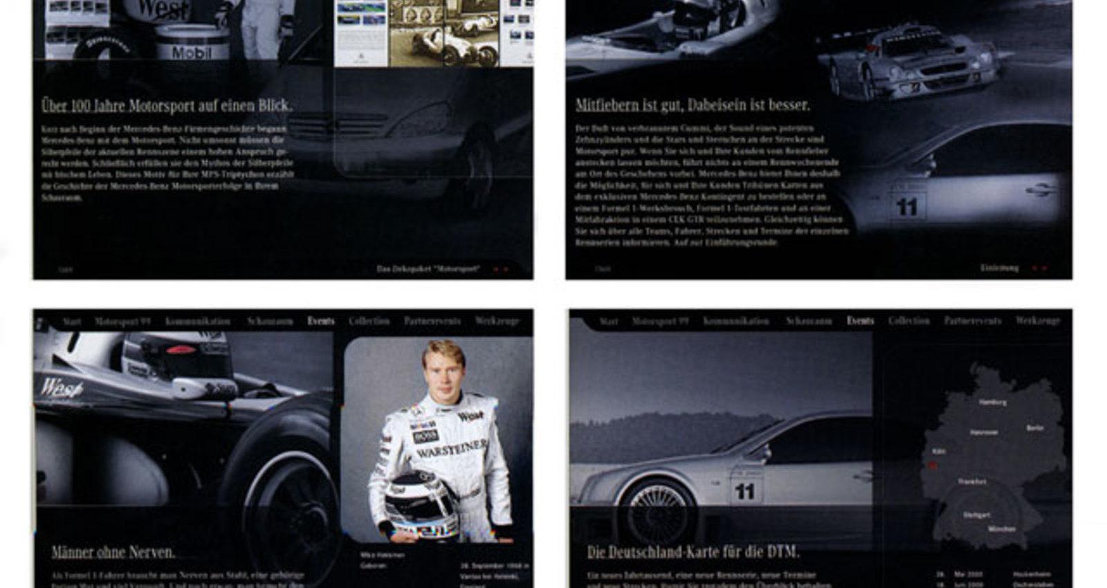 DaimlerChrysler Motorsport Martleitfaden