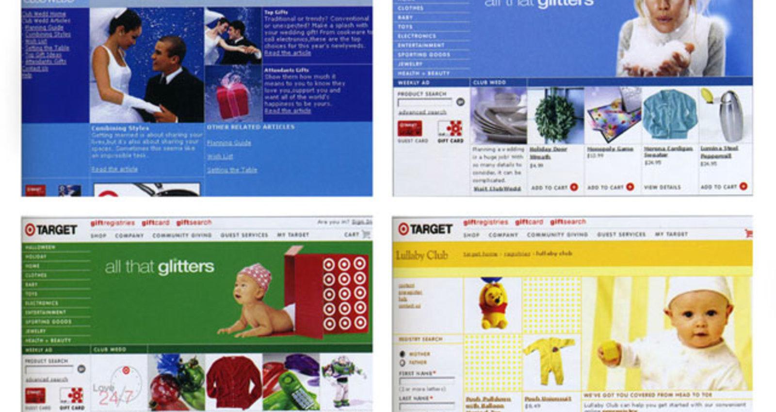 Target Web Site