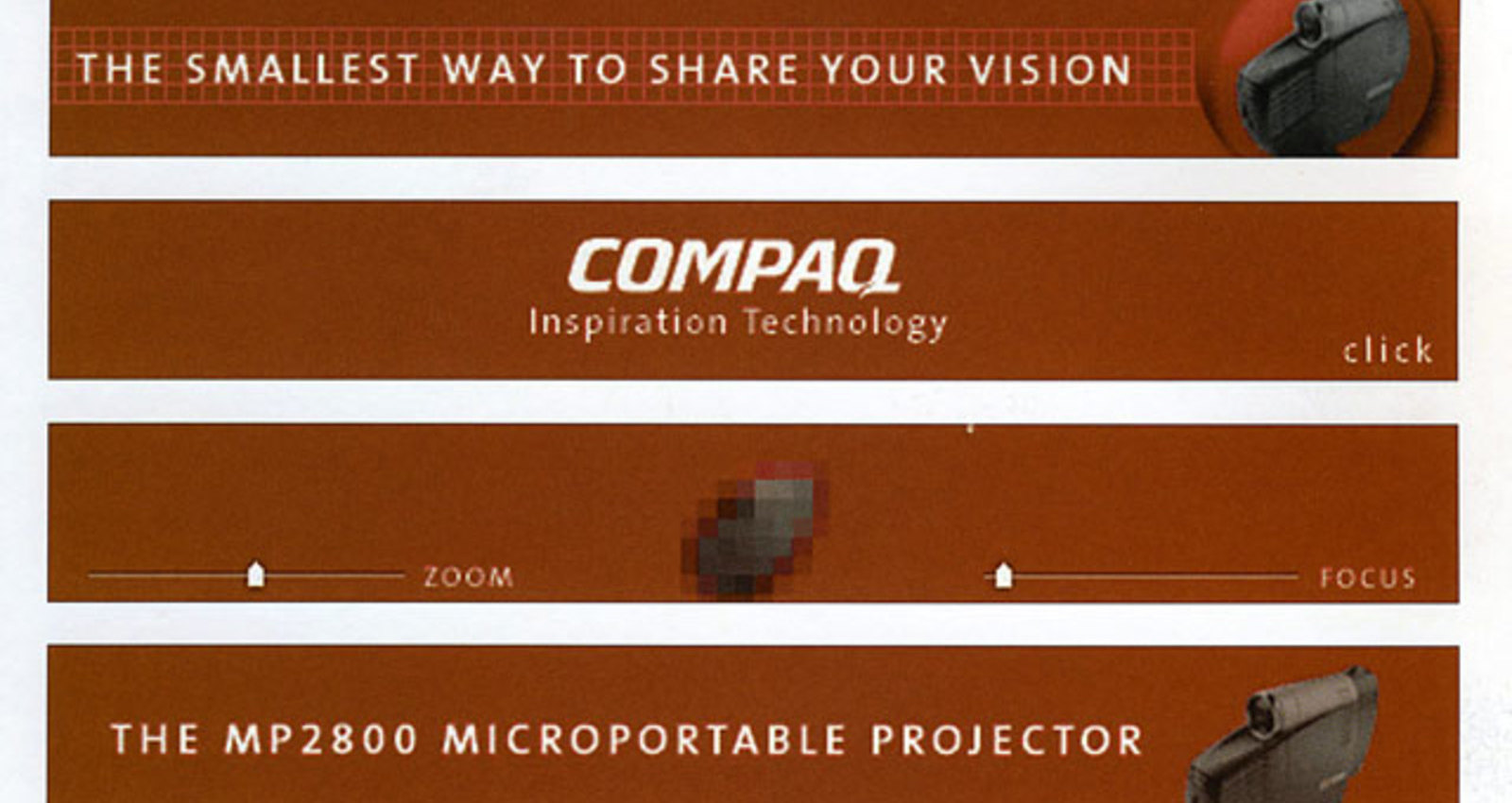 Microprojector Campaign