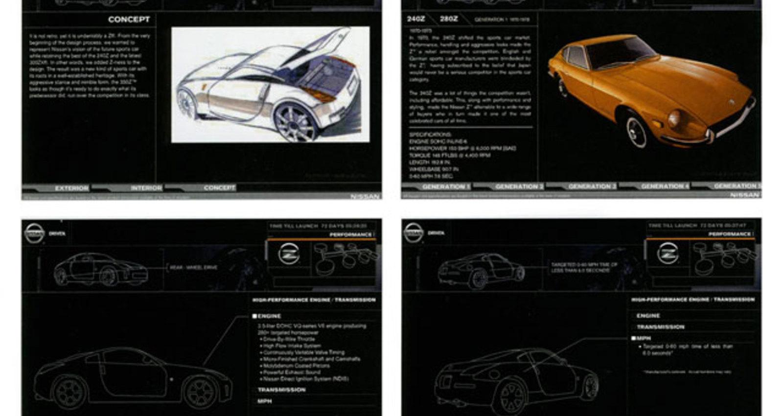 Future Z Micro Site