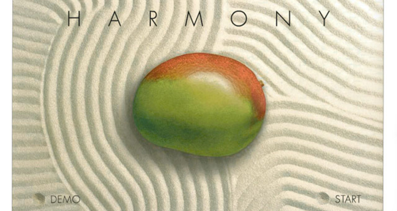 Mangos Harmony CD-ROM Game