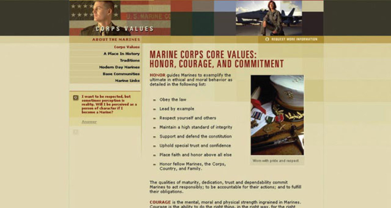 marines.com