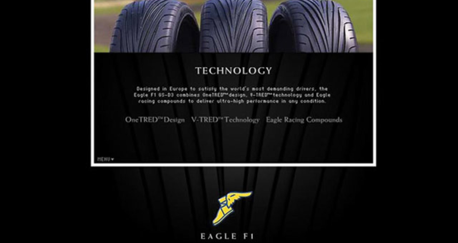 Eagle F1 Web Site
