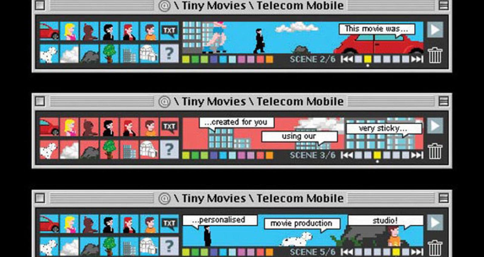 Tiny Movies