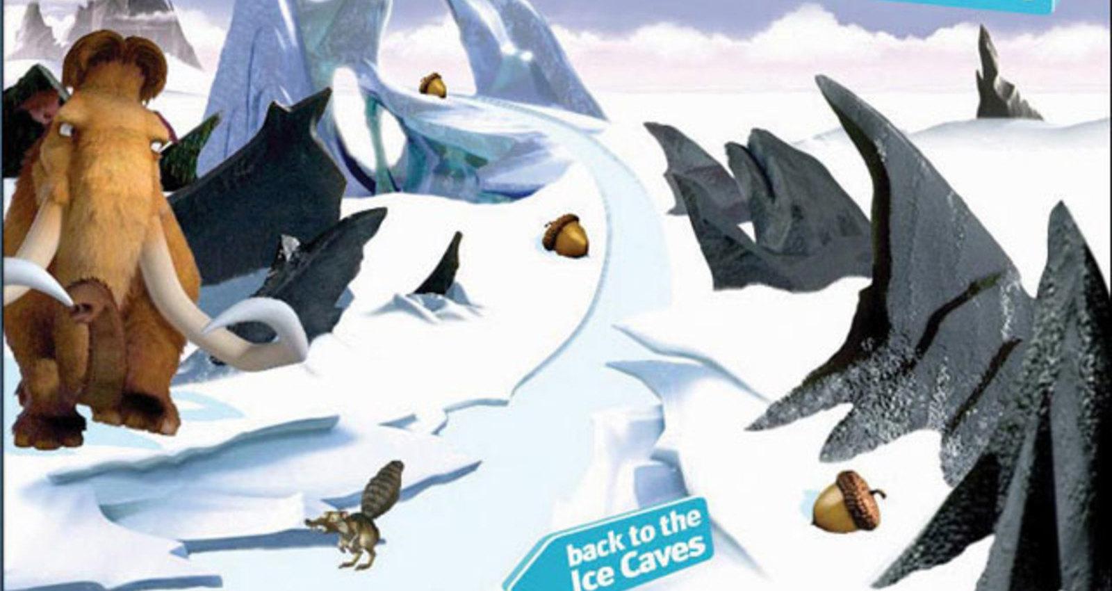 Ice Age Web Site