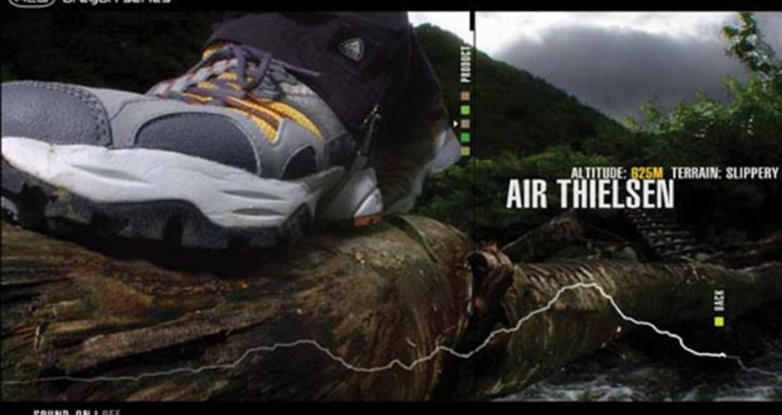 Nike ACG Air Thielsen