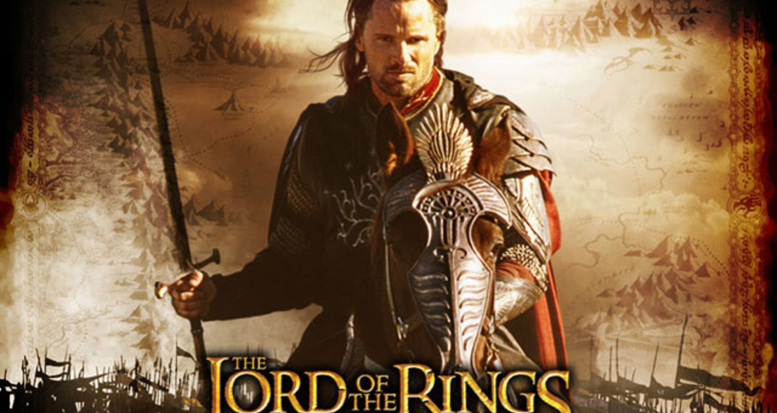 Lord of the Rings: Return of the King Interactive CD ROM
